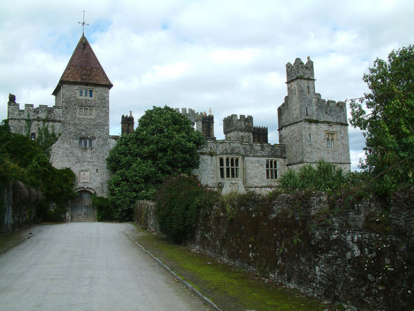 Indulging in One of the Fanciful Castles in the UK and Ireland