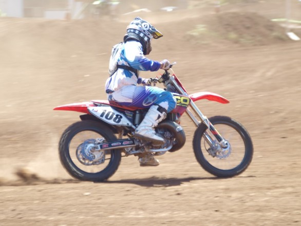 Behnaz Shafiei: Fighting for Gender Equality through Motocross