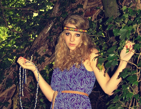 4 Tips to Help You Achieve the Modern Boho Babe Look