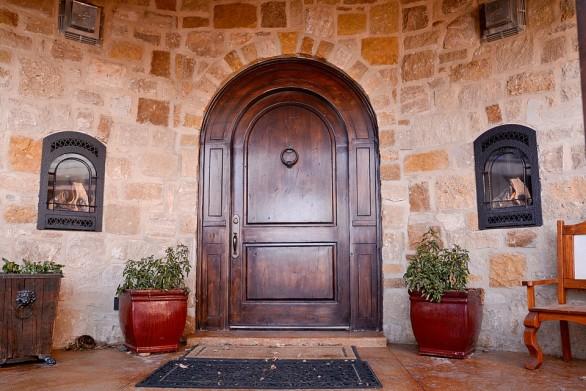 What's New in Doors in Luxury Properties