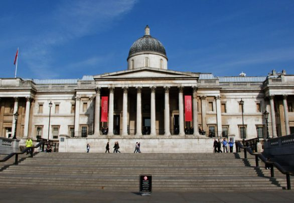 new_approach_to_the_national_gallery_london_-_geograph-org-uk_-_1600272