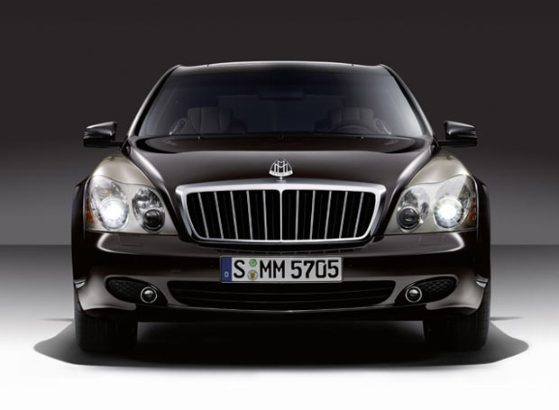 Maybach Zeppelin |  Synonymous with luxury
