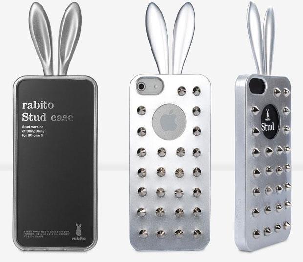 Silver Rabito Stud Case