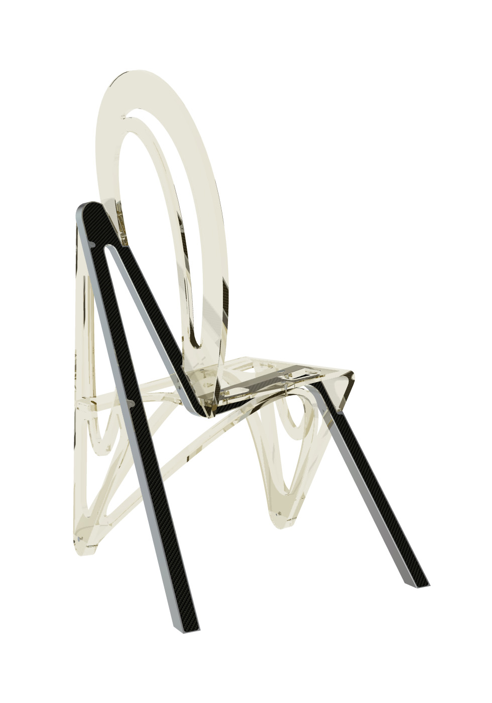 GZA Design presents the new chair design theb-Chair