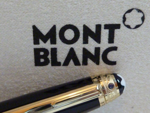 Signature for Good collection by Montblanc | An education charity
