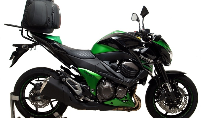 Ventura Bike Pack System for Kawasaki Z800