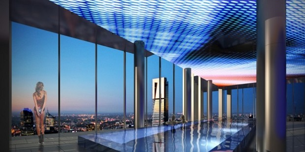 Australia 108 in Melbourne | Luxury and futurism for a single skyscraper