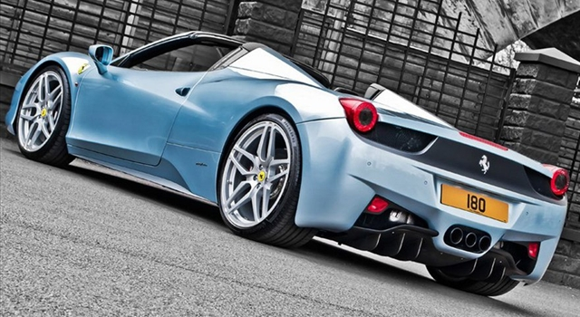Ferrari 458 Spider | Tuned by Kahn Design