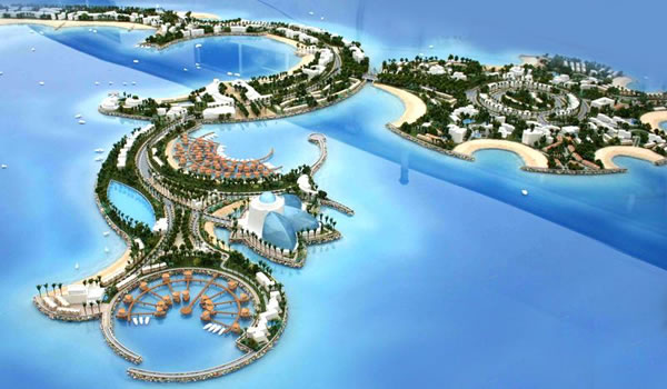 Luxurious Ras al-Khaimah in the Emirates