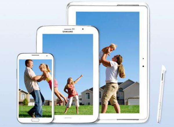 Samsung Galaxy Tab 10.1 and Galaxy Ace 3