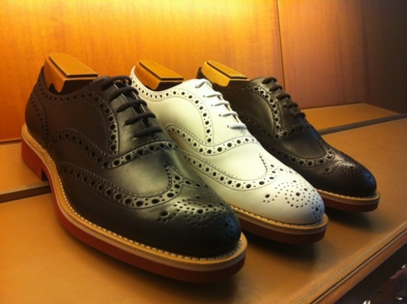 Gatsby Style Shoes