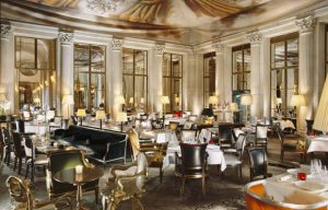 Alain Ducasse | The new chef of the luxury hotel Le Meurice in Paris