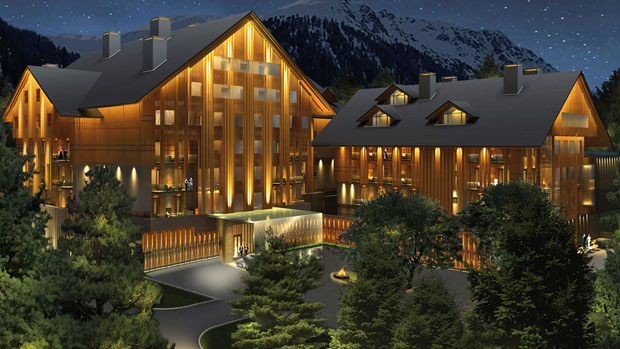 The Chedi Andermatt | A new unique luxury hotel in Switzerland