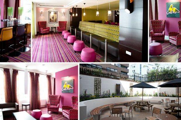 Safestay: a new luxury hostel in London