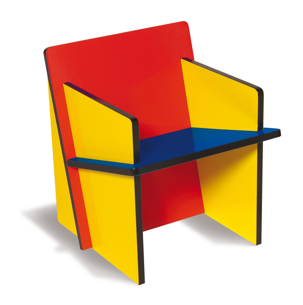 Seletti presents Bauchair: the chair is inspired by the Bauhaus movement