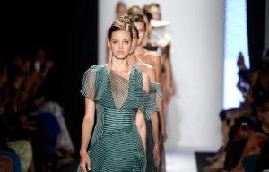 New York Fashion Week September 2013: Carolina Herrera, the fashion show spring summer 2014