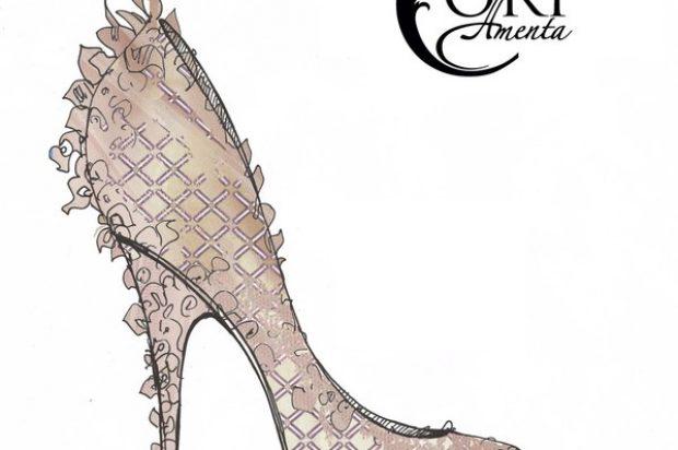 Belen Rodriguez and Stefano Wedding: the showgirl chooses Cori Amenta shoes