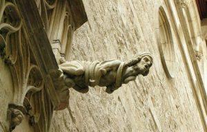 Besides Gaudi in Barcelona, Gothic Quarter (Barri Gotic)