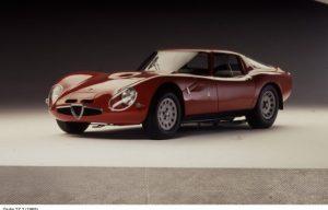 Alfa Romeo on display at Vitrum 2013 Fiera Milano Rho
