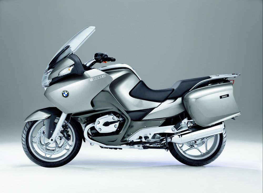 Six reasons why your next motorcycle should be a BMW R1200RT