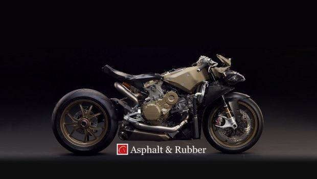 Ducati 1199 Panigale R Superleggera : first images and video