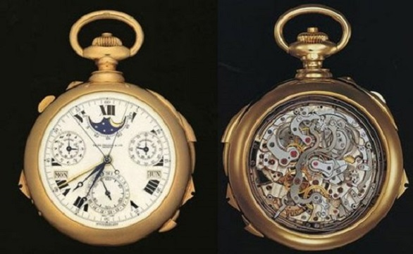 Patek Philippeas Super Complication