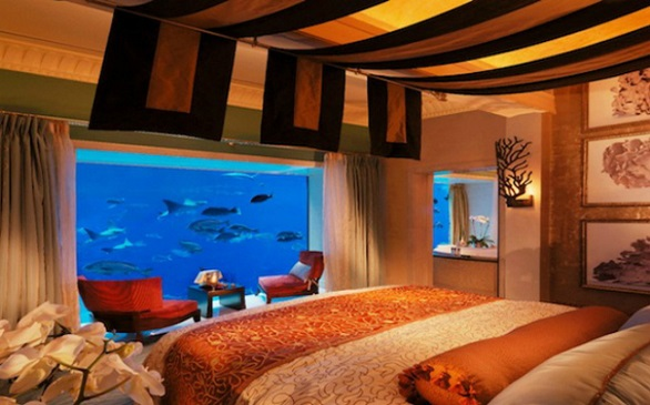Atlantis The Palm suite