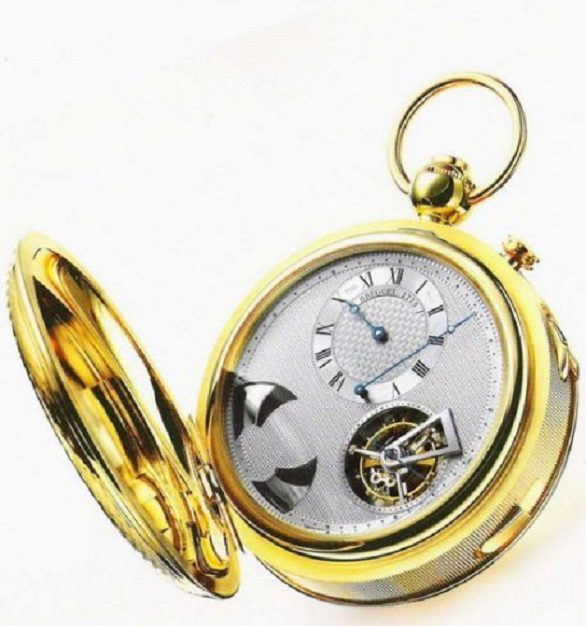Breguet pocket