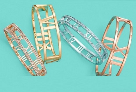 Tiffany's new Atlas collection