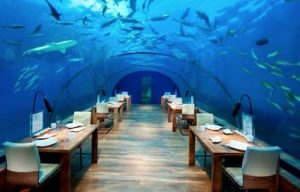 The most spectacular underwater hotels
