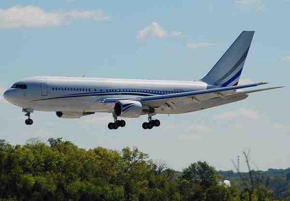 Boeing 767-277, Mark Cuban