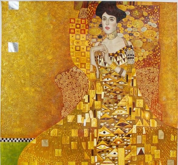 Gustav Klimt «Adele Bloch-bauer I»