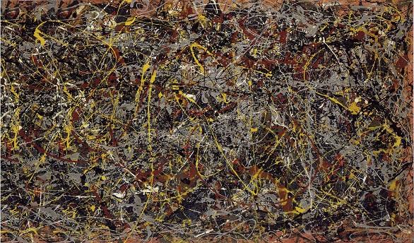 Jackson Pollock, « Νο.5»