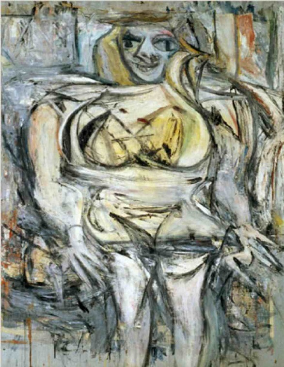Willem de Kooning «Woman III»