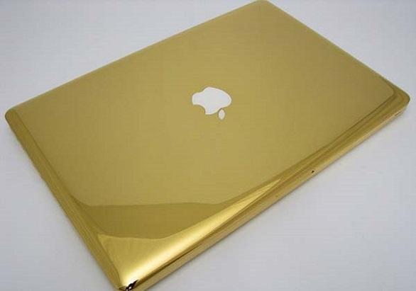 Golden iMac
