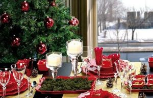 Luxurious Christmas decoration