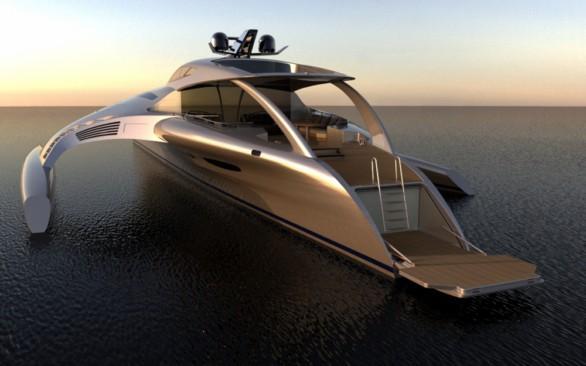 Adastra Super Yacht