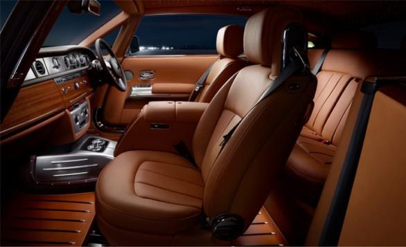 Rolls-Royce Phantom Coupé Aviator
