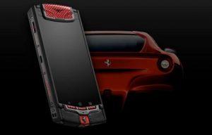 Vertu Ti Ferrari | The ultimate luxury