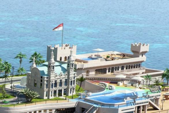 Monaco-yacht