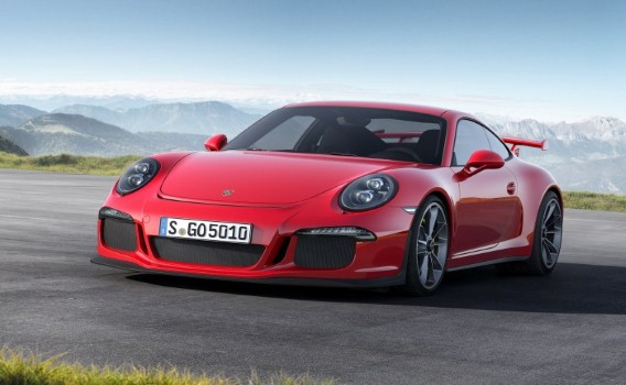 The new GT3