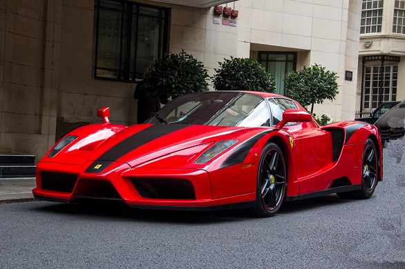 Ferrari Enzo and its celebrity owners | De Luxo Sphere