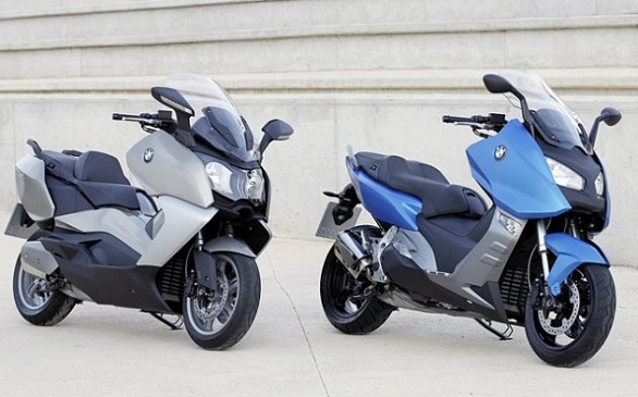 BMW C650GT and C600