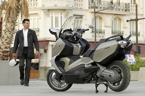 BMW C650 GT | A maxi scooter made to impress