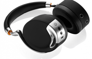 Parrot Zik wireless headset designed by Philippe Starck