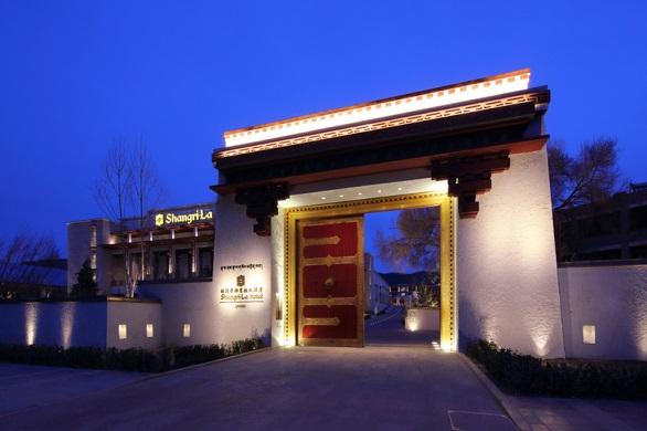 Shangri-La Hotel & Reson in Tibet