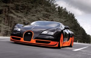 New Bugatti Veyron Super | Absolute speed