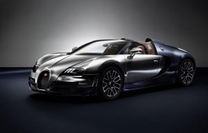Bugatti Veyron | The ultra-exclusive Legend Ettore Bugatti