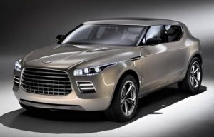Aston Martin Lagonda | An ultra-luxury sedan