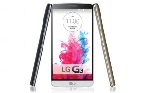 New LG G3 | Smartphone with a deluxe gift